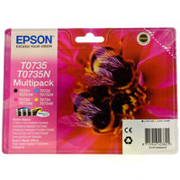 КАРТРИДЖ EPSON T07354A / T10554A Bk_C_M_Y MULTIPACK (4) Epson